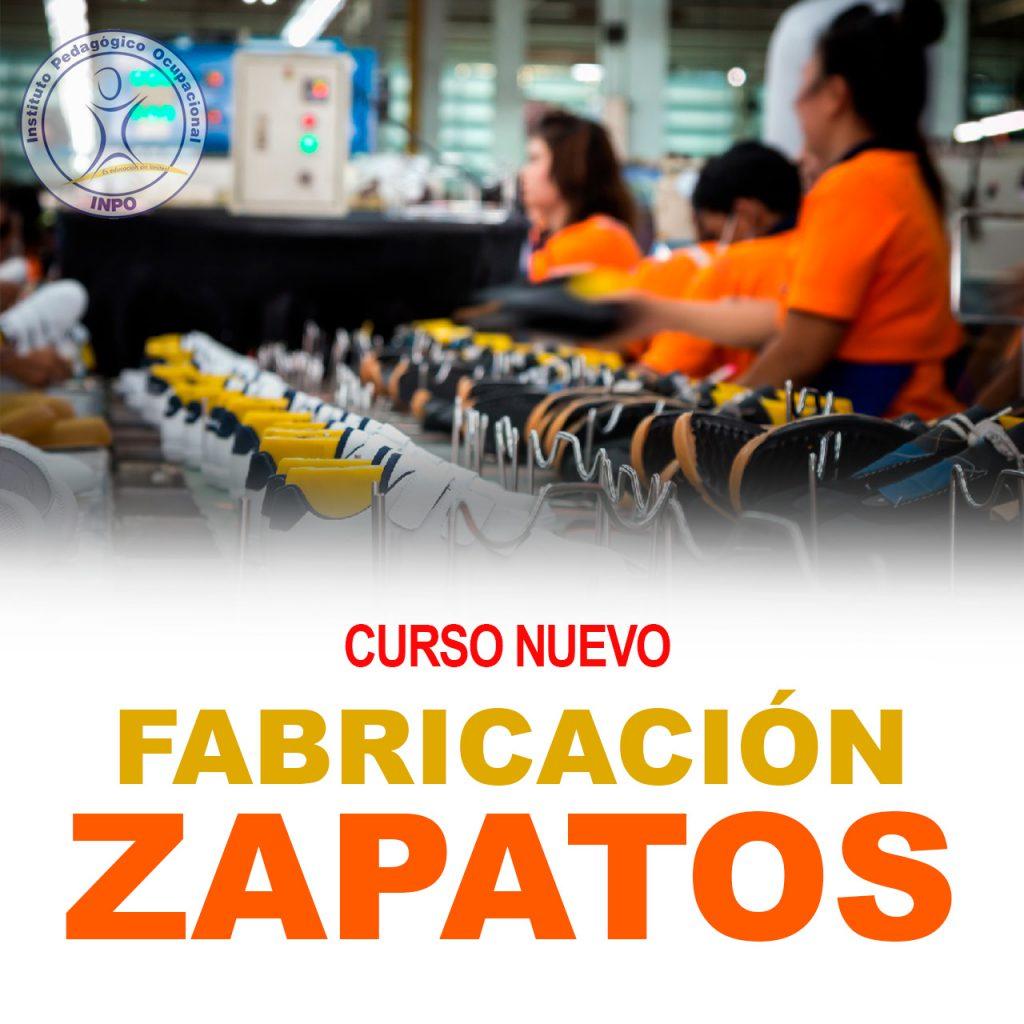 FABRICACIÓN DE ZAPATOS